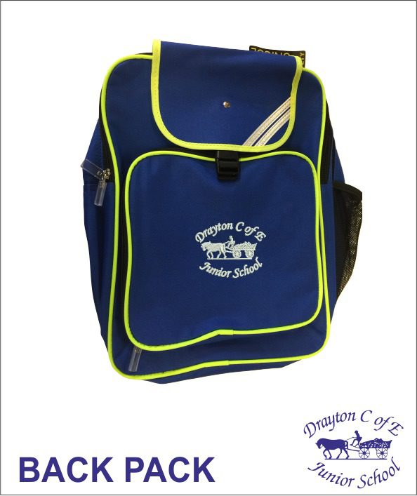 Drayton Cofe Junior Back Pack