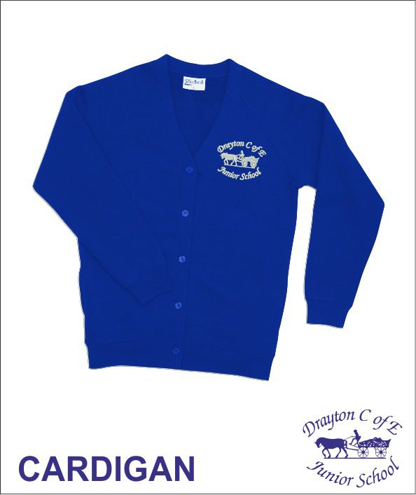 Drayton Cofe Junior Cardigan