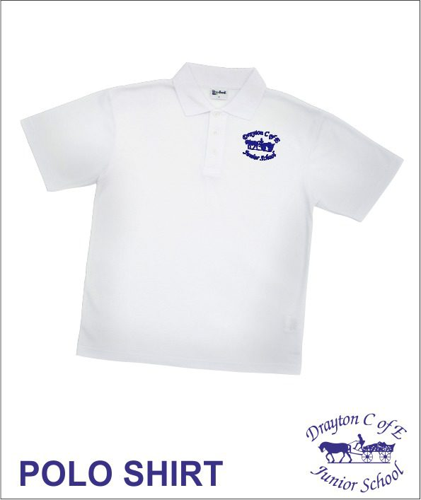Drayton Cofe Junior Polo Shirt