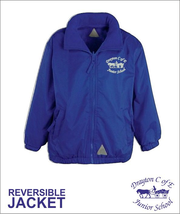 Drayton Cofe Junior Reversible Jacket