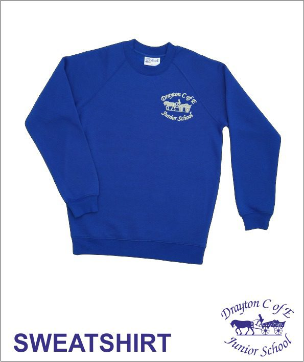Drayton Cofe Junior Sweatshirt