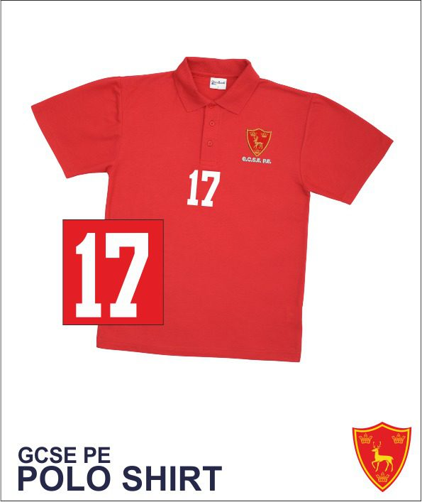 Neatherd Uniform Kit Gcse Pe Polo