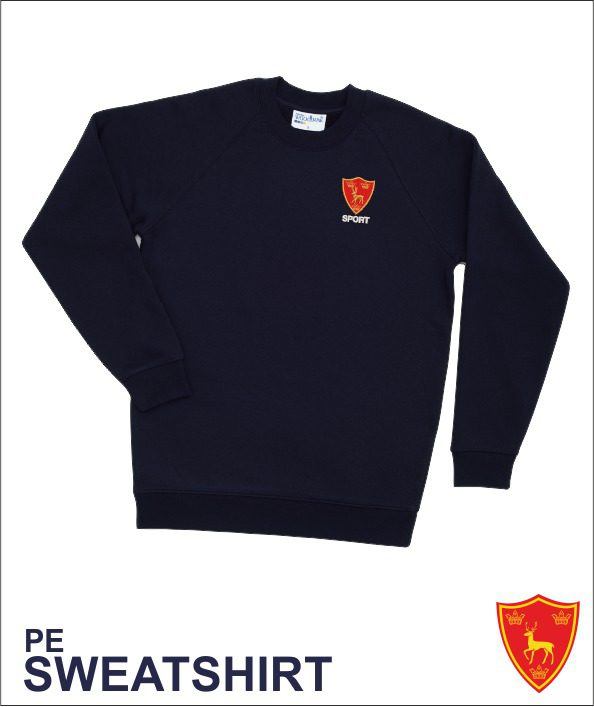 Neatherd Uniform Kit Pe Sweatshirt