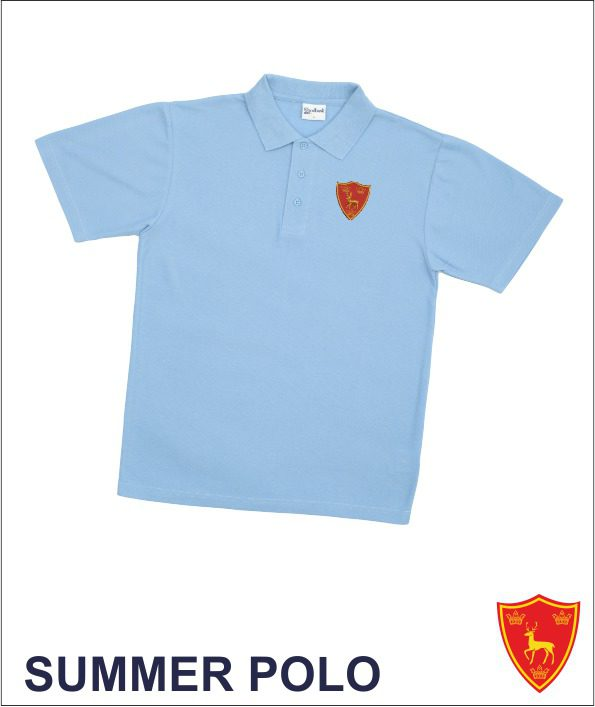 Neatherd Uniform Summer Polo