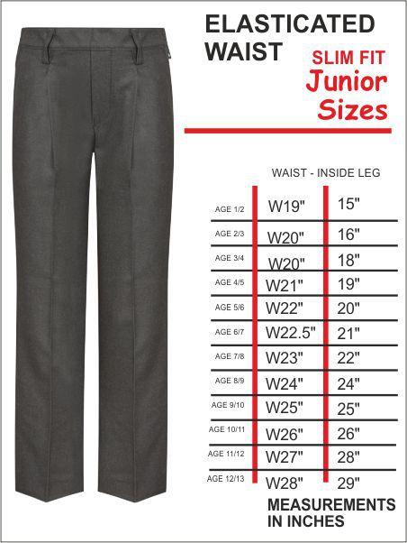 Media School Uniform 944 Jnr Trs