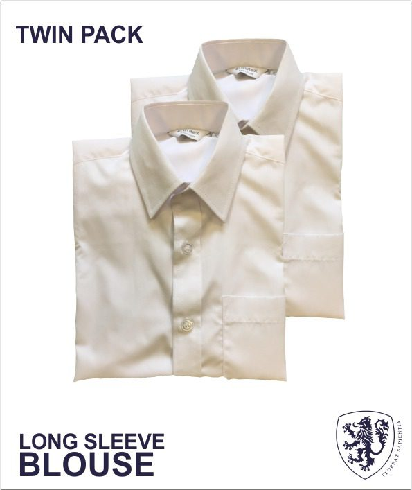 Ls Twin Pack Blouses