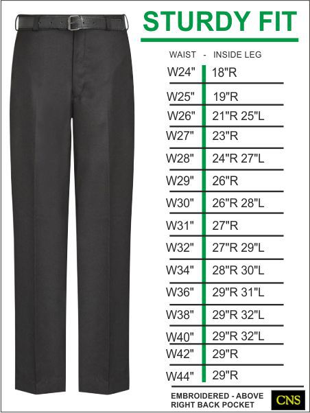 Cns Boys Sturdy Trouser