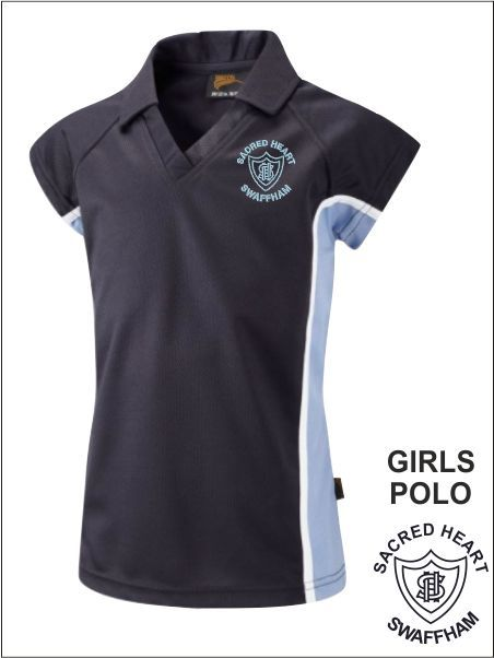 Sacred Heart Girls Pe Polo