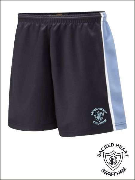 Sacred Heart Pe Shorts