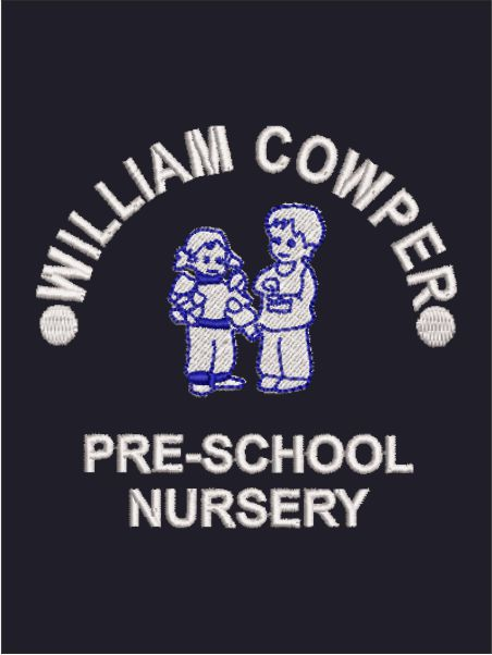 William Cowper Pre School Logo