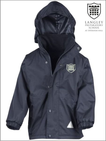 Langley Prep Coat