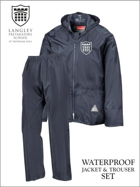 Lpth Wp Jacket Trouser Set