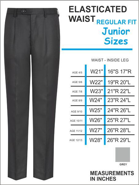Junior Trouser
