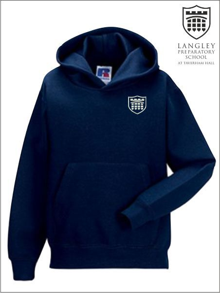 Langley Prep Hooded Sweatshirt