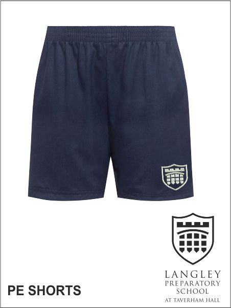 Langley Prep Sports Shorts