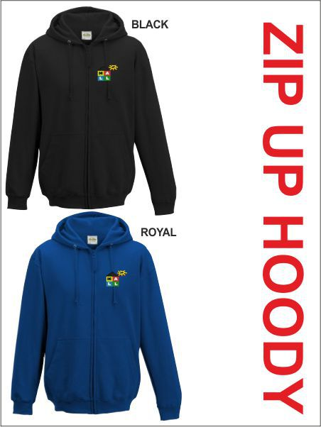Staff Zip Up Hoody