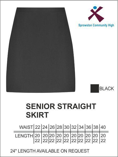 Straight Skirt