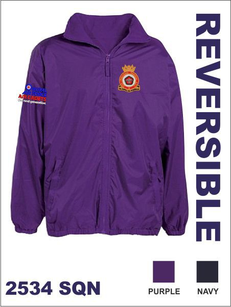 Atc 2534 Sqn Reversible Jacket