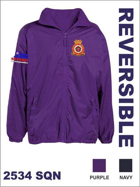 Atc 2534 Sqn Reversible Jacket