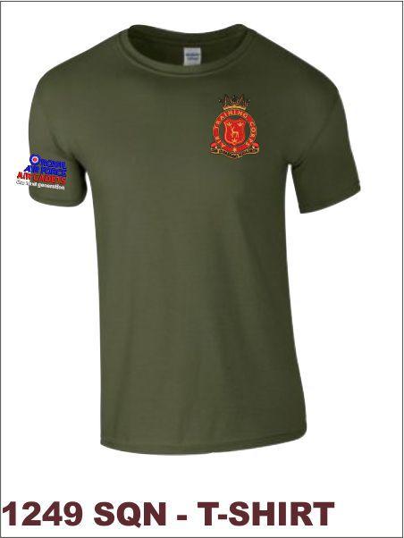 Atc 1249 Sqn T Shirt