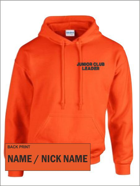 Junior Leader Hoody