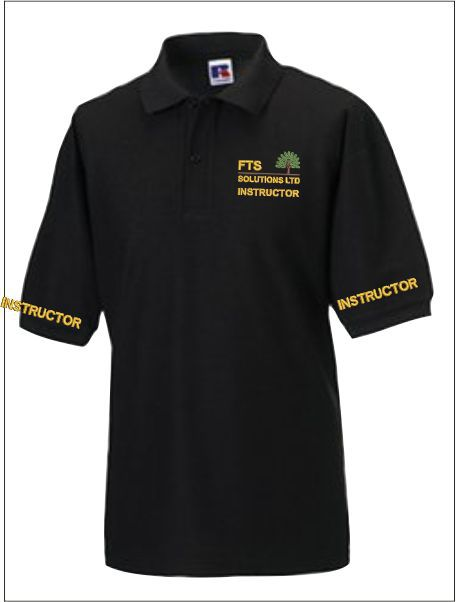 Fts Solutions Mens Polo