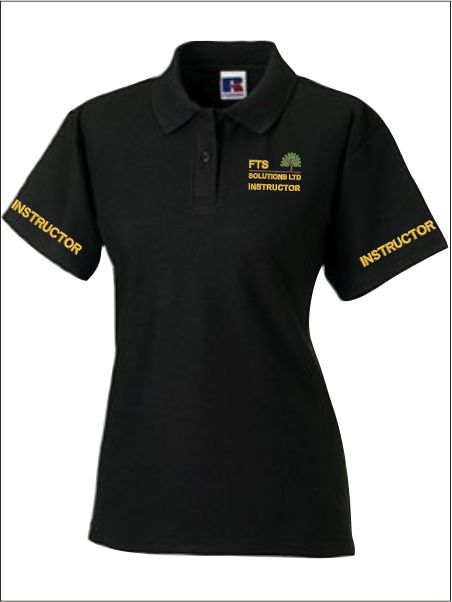 Fts Solutions Womens Polo