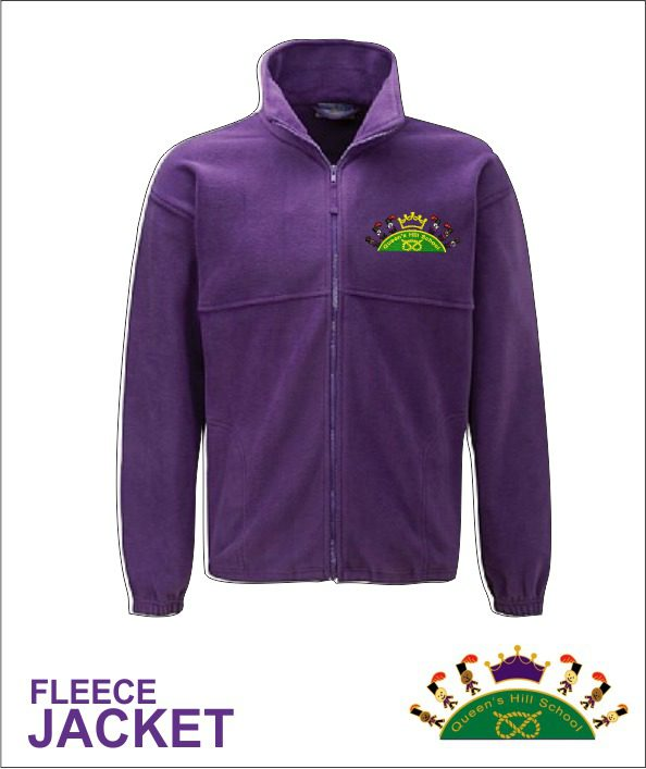Queen S Hill School Fleece