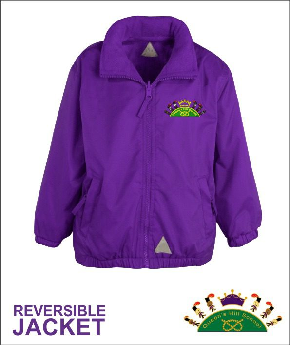 Queen S Hill School Reversible