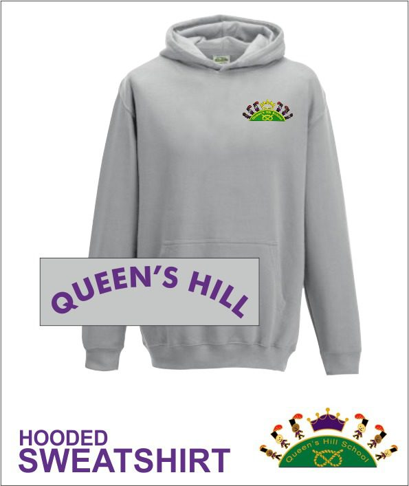 Queen S Hill School Sports Hoody