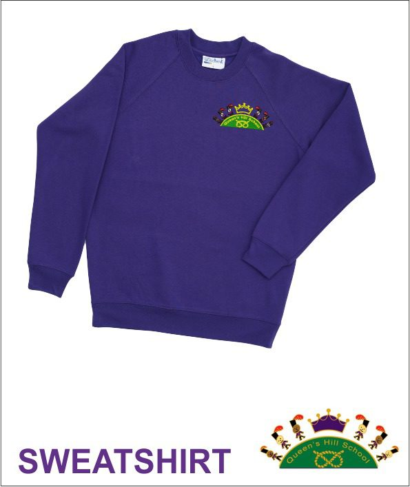 Queen S Hill School Sweatshirt