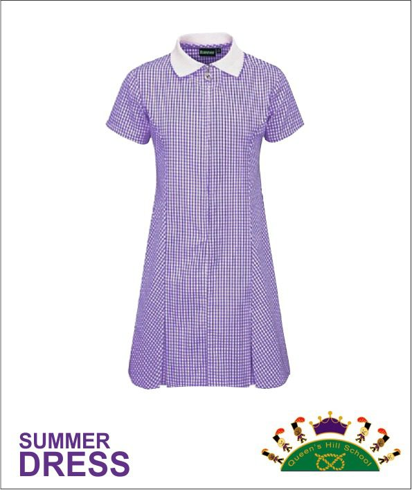 Queen S Hill School Summer Dress