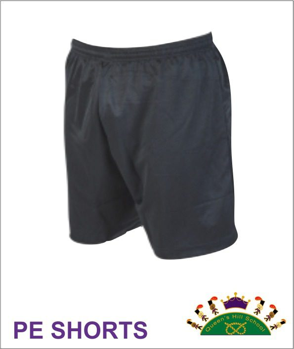 Queen S Hill School Sports Shorts