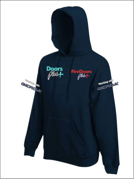 Doors Hoody Fornt