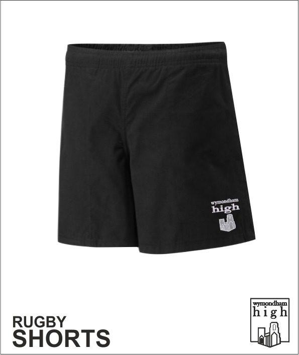 Wymondham Hi Rugby Shorts