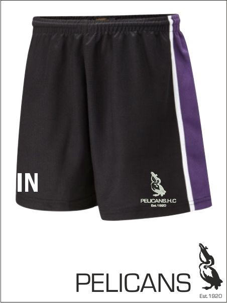 Pelican Club Kit Panel Shorts