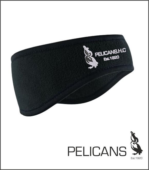 Pelican Club Fleece Headband