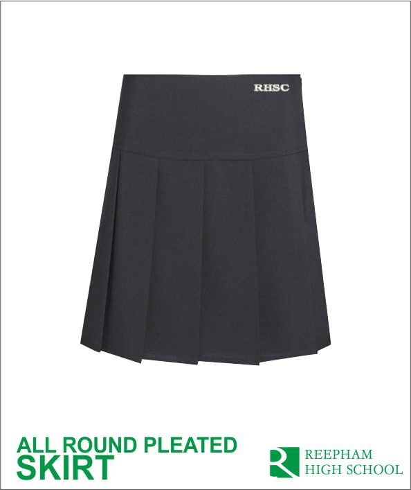 Rhsc Uniform Knife Pleat Skirt
