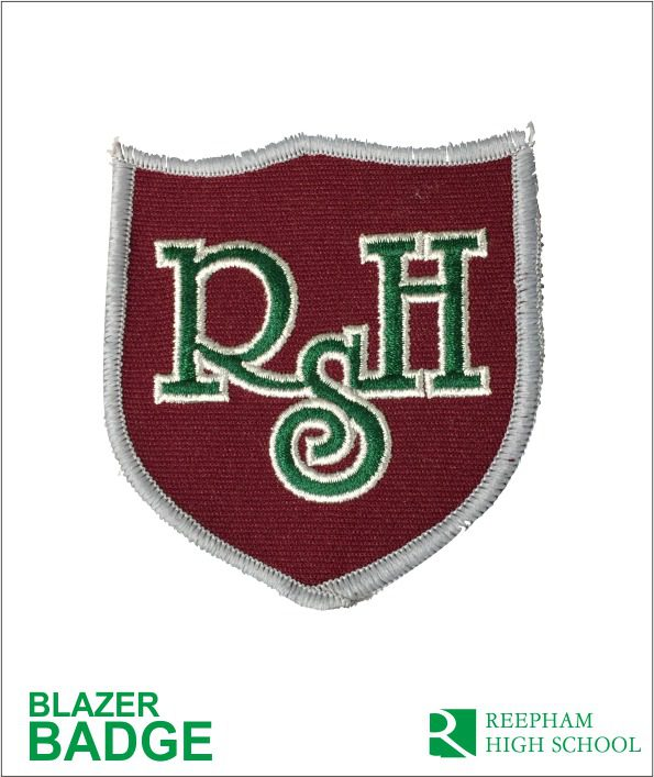 Rhsc Blazer Badge