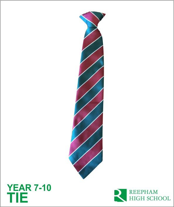 Rhsc Year 7 10 Tie