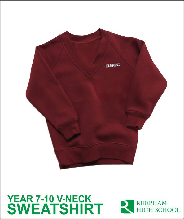 Rhsc Year 7 10 Sweatshirt