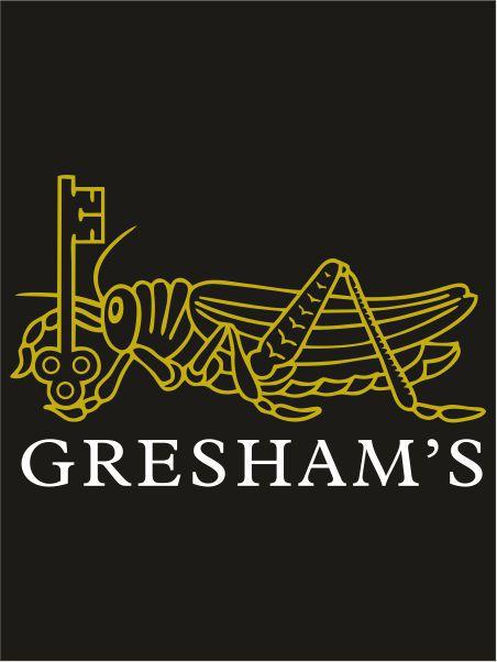 Gresham School Crest
