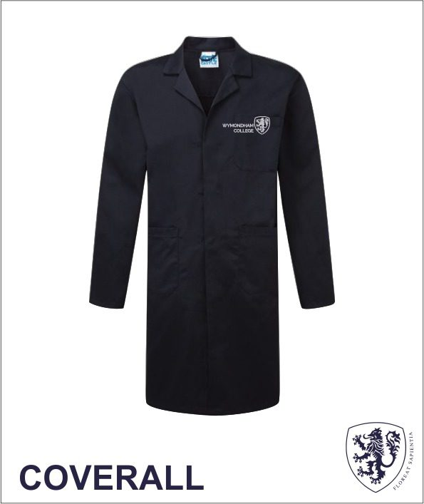 Wym Long Coverall