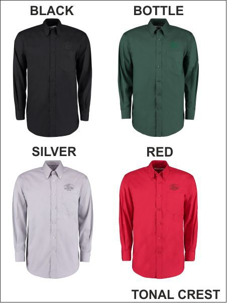 Long Sleeve Shirt Tonal Range
