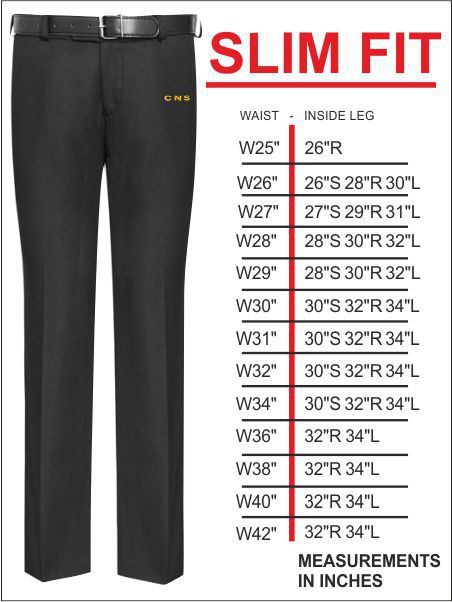 Cns Boys Slim Trouser
