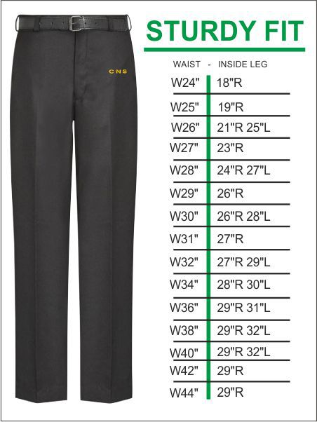 Cns Boys Sturdy Trouser