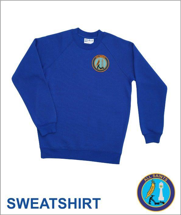 Stibbard All Saints Sweatshirt