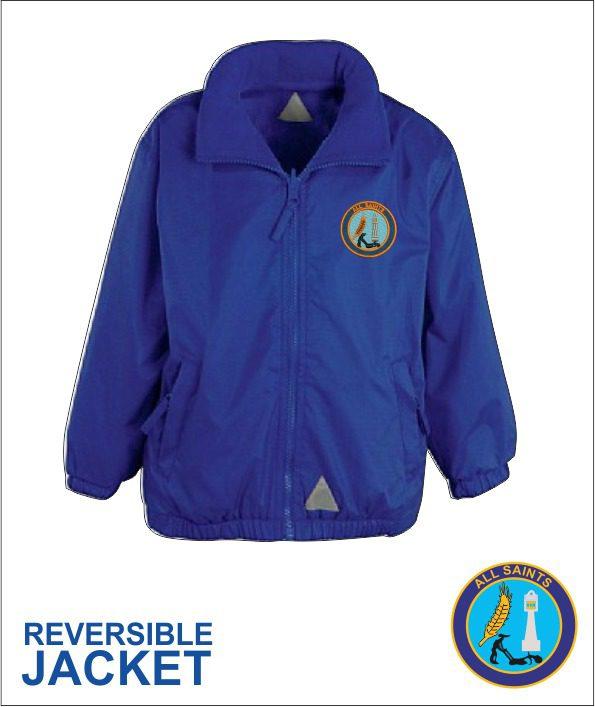 Stibbard All Saints Reversible Jacket