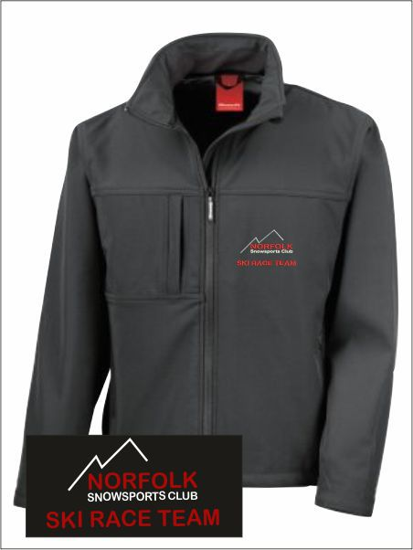 Senior Race Team Softshell