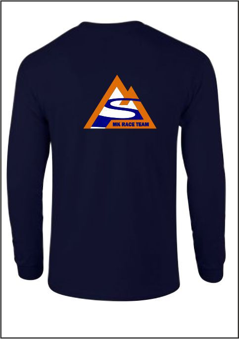Long Sleeve Tee Back